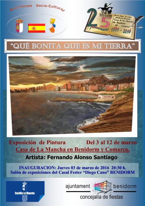 Exposicion de Pintura CLM 2016- Ok