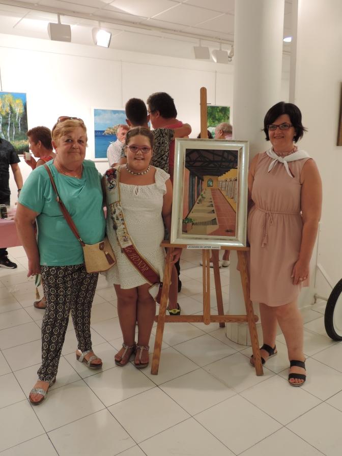 """Exposición de Pintura,                                                    """"La Mancha, Figuras y Colores"""""""